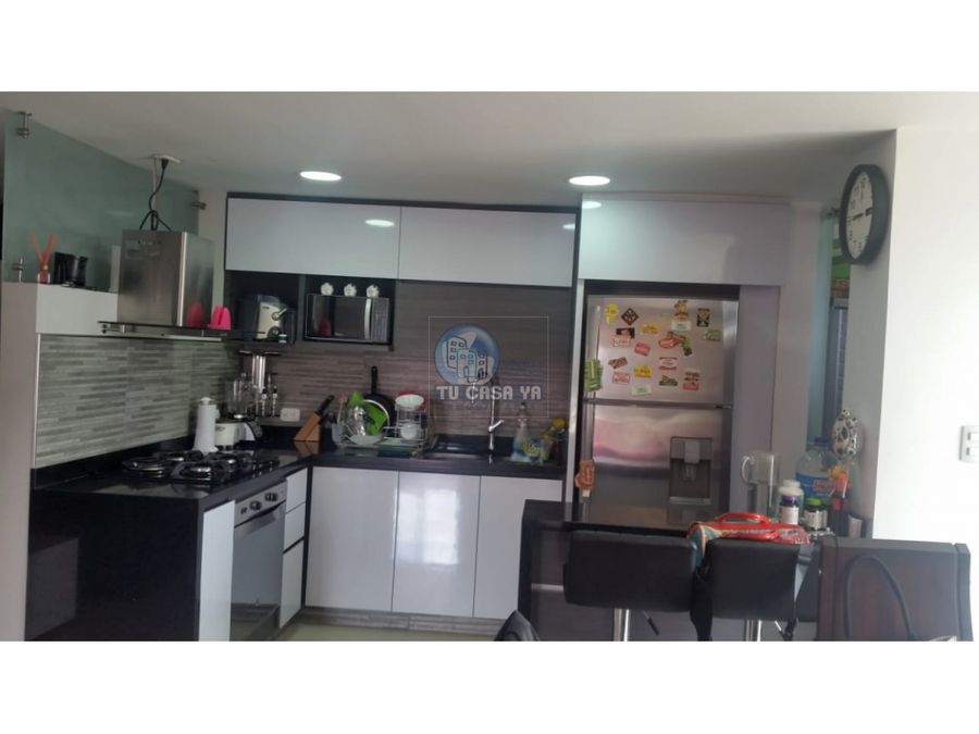 vendo apartamento remodelado en dosquebradas