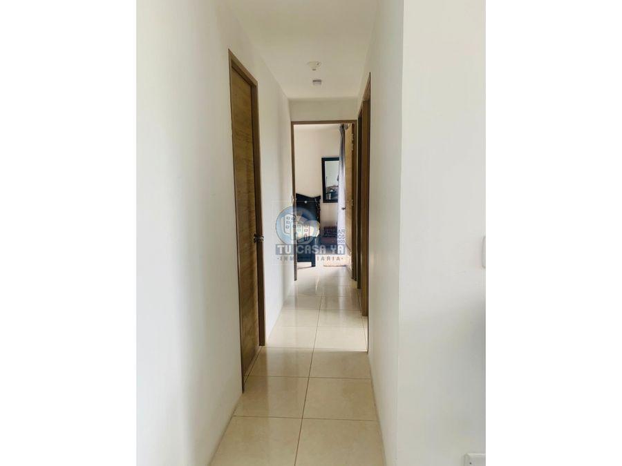 vendo apartamento remodelado en excelente conjunto