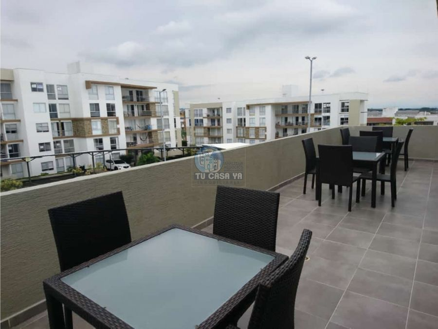4465256 vendo apartamento en la villa