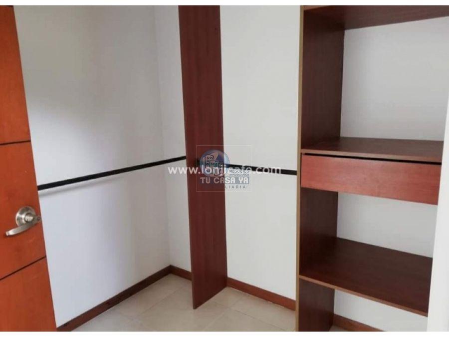apartamento en excelente conjunto residencial av sur alta valorizacion