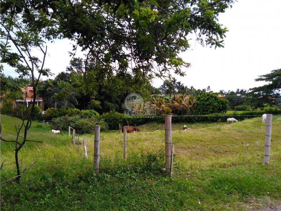 se vende lote por cerritos via pereira la virginia