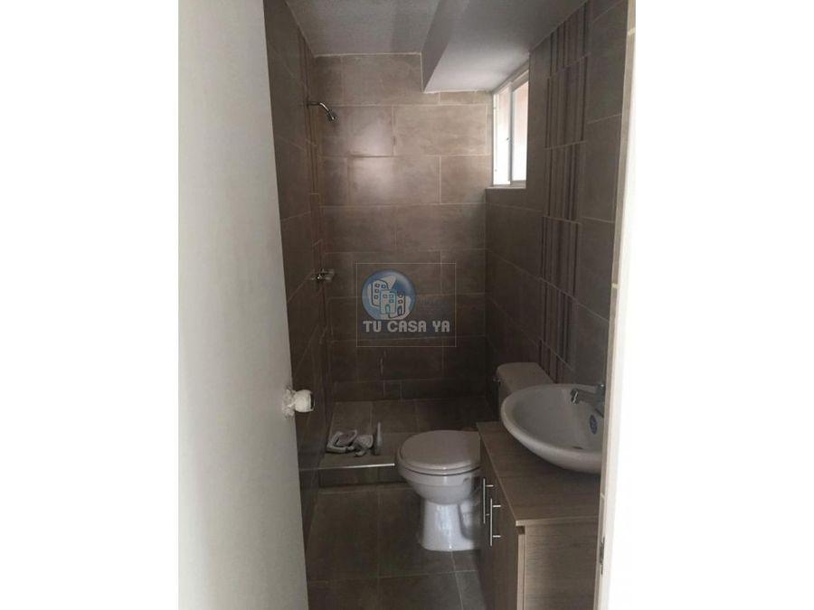 vendo apartamento segundo piso en conjunto cerrado