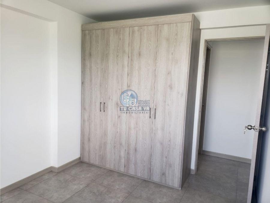 apartamento nuevo en exclusiva unidad residencial de galicia