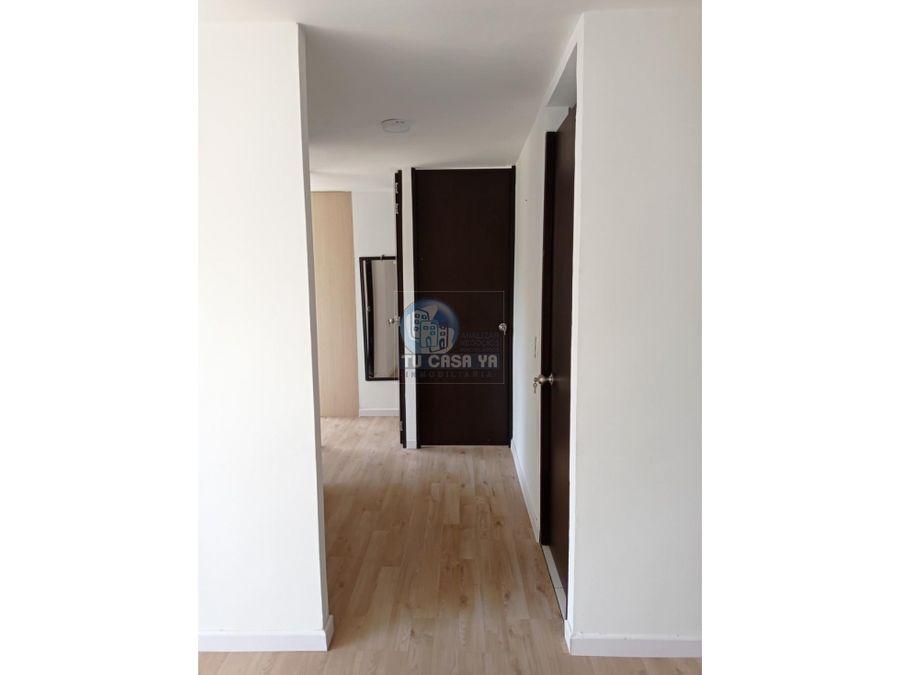 apartamento full acabados en sector altos de llano grande