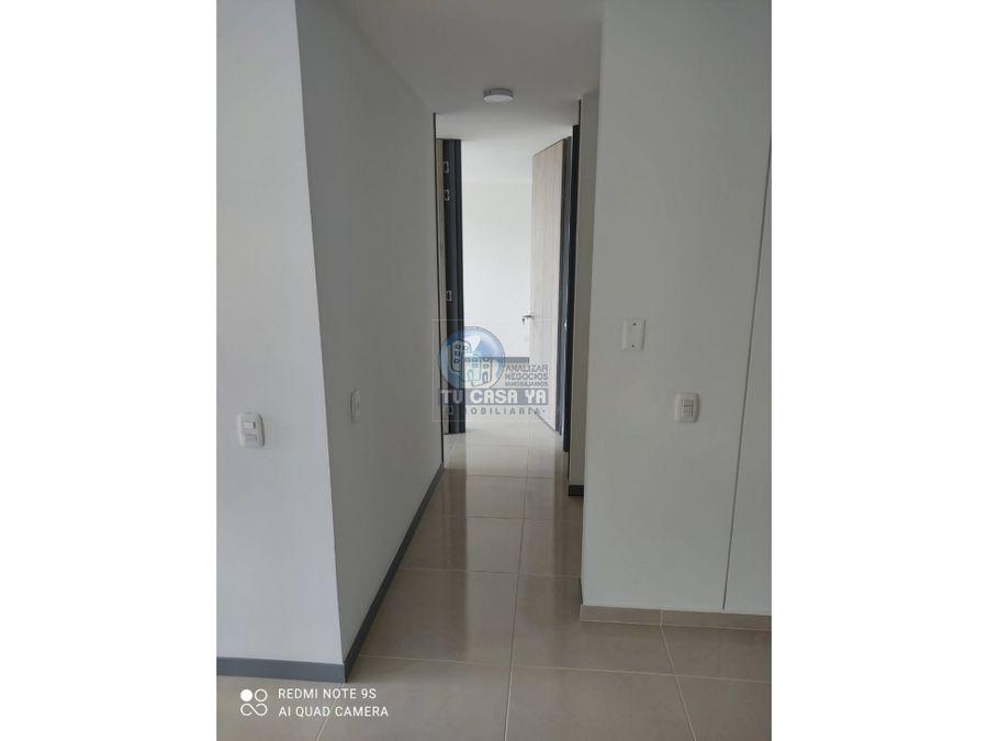 rento apartamento con hermosa vista en dosquebradas