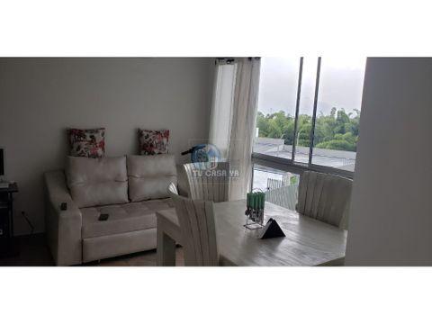 apartamento en conjunto residencial nuevo sector la pradera
