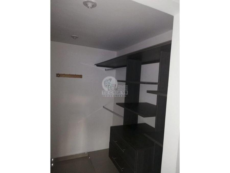 vendo apartamento en la villa pereira