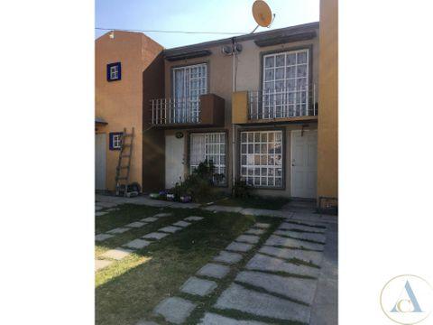 casa nueva en privada 2recamaras arboleda zumpango