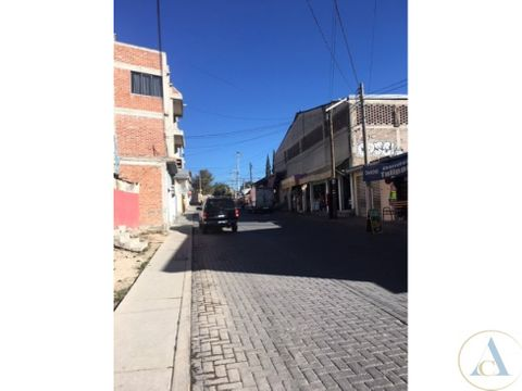 terreno 370 m2 habitacional cerca centro tultepec