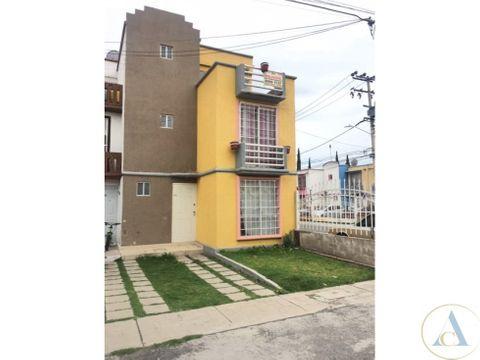 casa nueva 3 recamaras en avenida hda del jardin tultepec