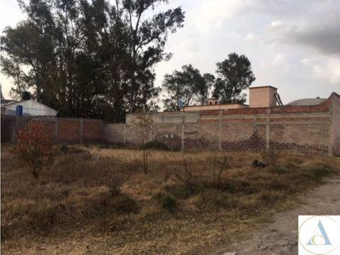 terreno escriturado 350 m2 habitacional c izcalli