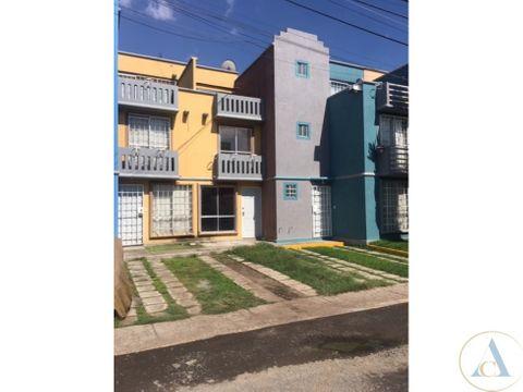 casa 3 recamaras privada en avenida hda del jardin tultepec