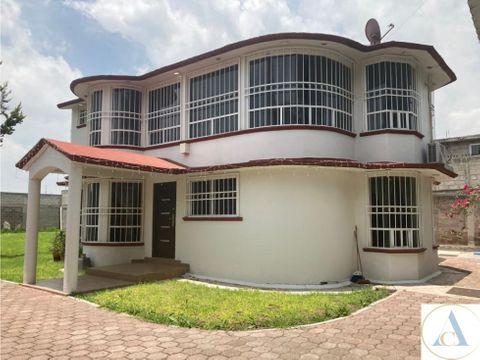 casa sola 246 m2 infonavit fovissste huehuetoca