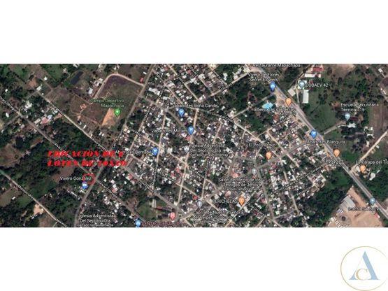 terreno 200 m2 mapachapa minatitlan veracruz