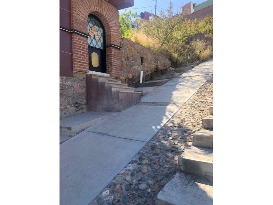 terreno 105 m2 guanajuato 7 min centro historico