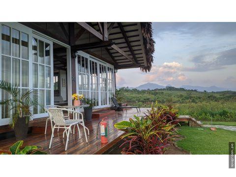 casas en resort con investment return