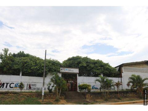 terreno comercial centro tarapoto