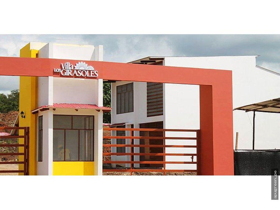 oportunidad casas nuevas villa los girasoles