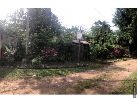 terreno en venta con salida al rio shilcayo