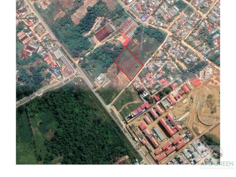 lotes 160 223m2 en zona expansion urbana