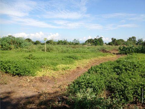 venta terreno 5 hectareas frente al aeropuerto