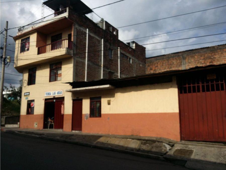 venta casa quimbaya