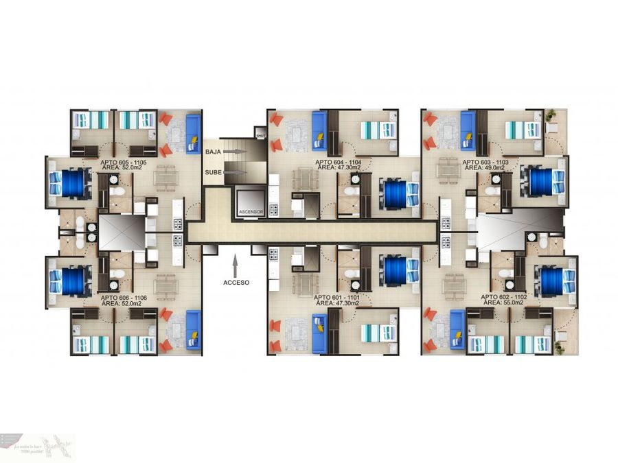 ciudadela del cafe apartamentos nuevos en venta