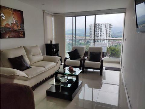 alquiler apartamento amoblado en san marcelmanizales
