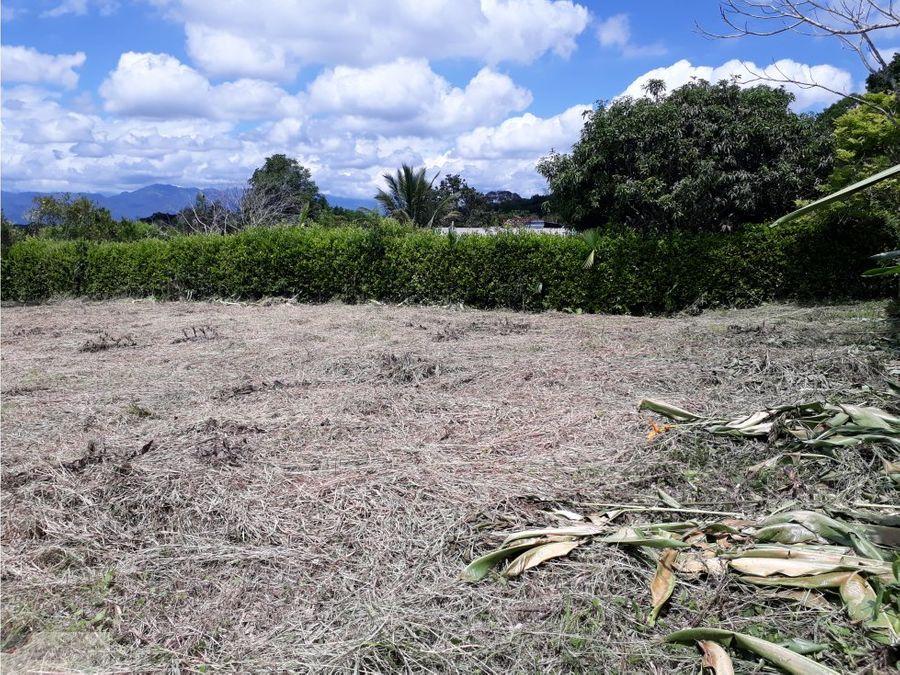 venta lote en nuevo amanecer sector laherradura