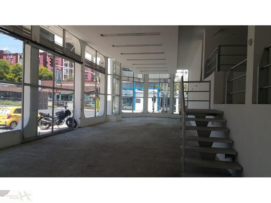 renta local avenida 19
