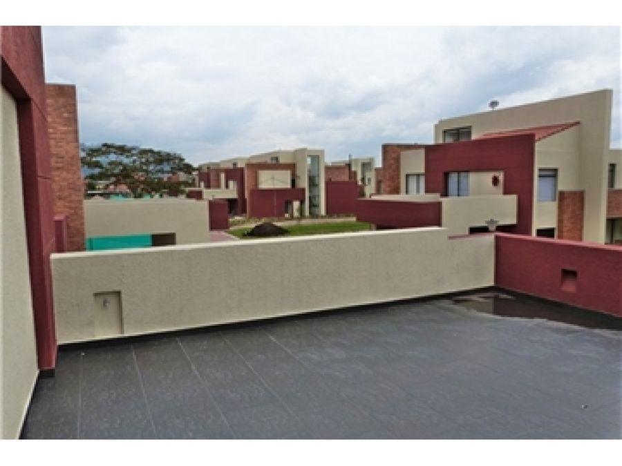 conjunto residencial senderos de canelon cajica