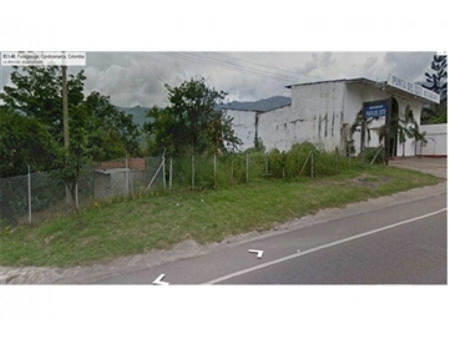lote en venta fusagasuga villa margarita