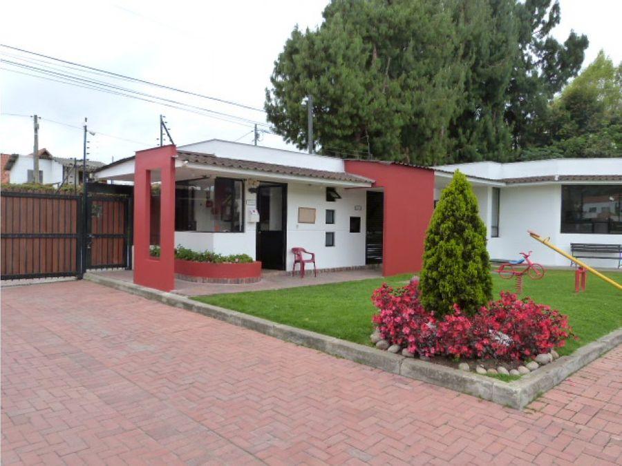 venta casa campestre en huitaca chia