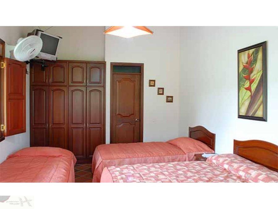 venta finca hotel campestre