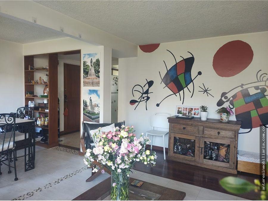apartamento en venta en atabanza