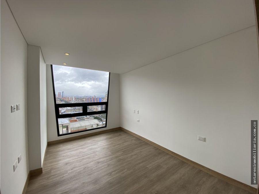 apartamento una habitacion en arriendo en chapinero