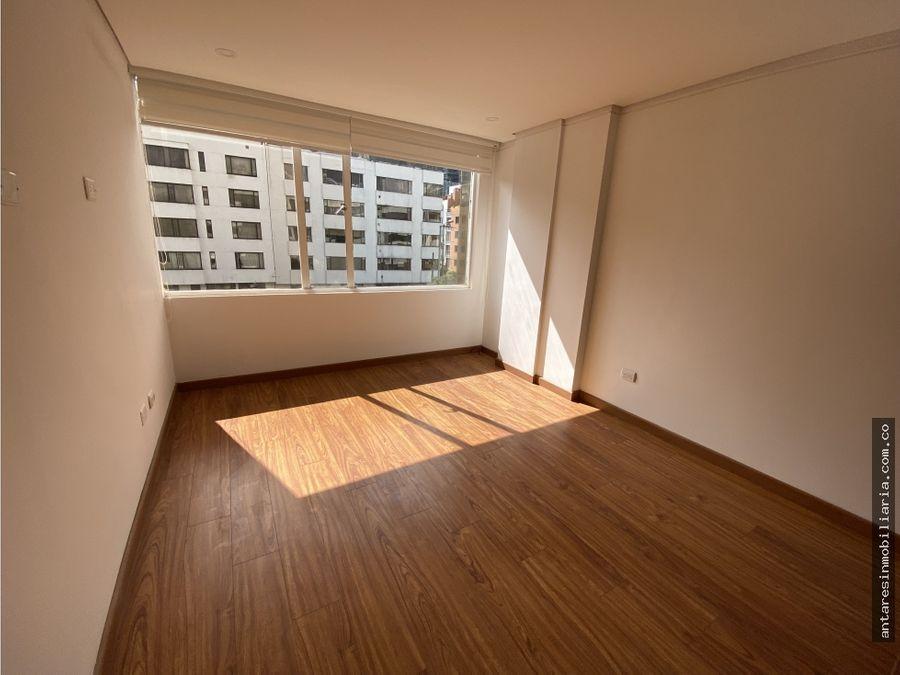 apartamento en arriendo santa barbara