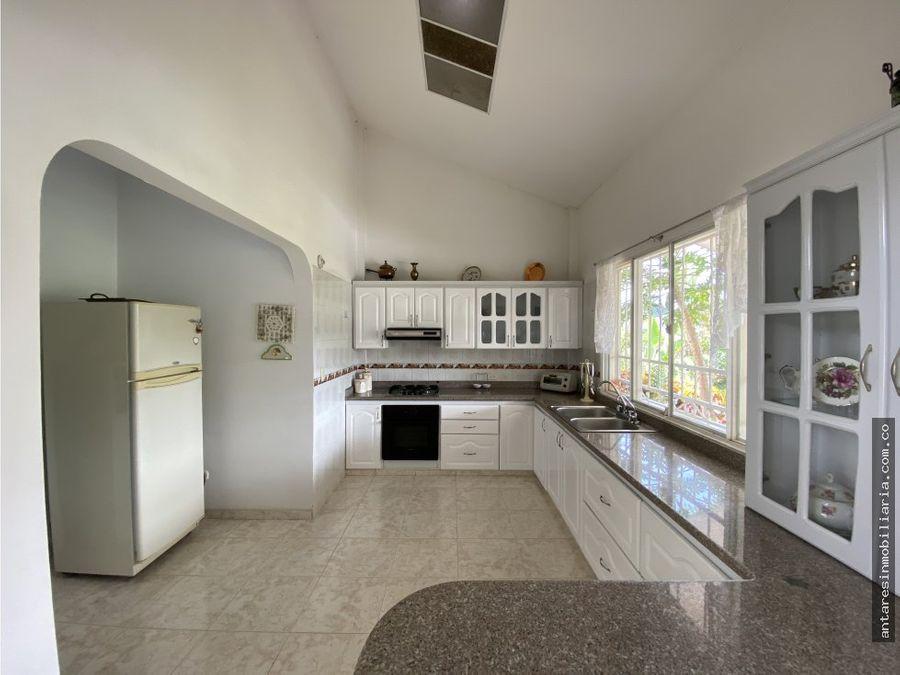 casa en venta en arbelaez
