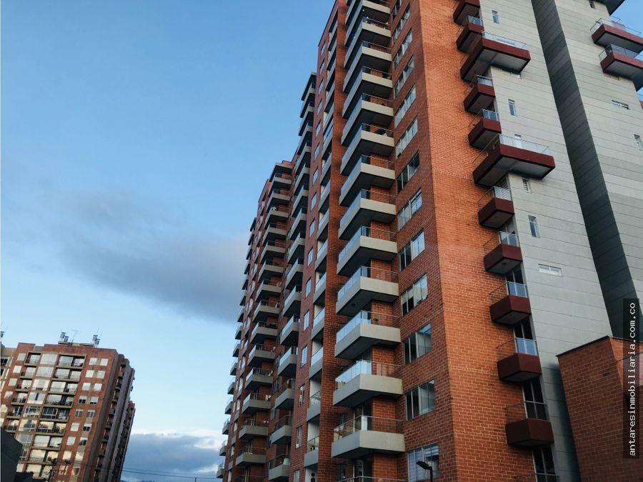 arriendo apartamento amoblado en colina