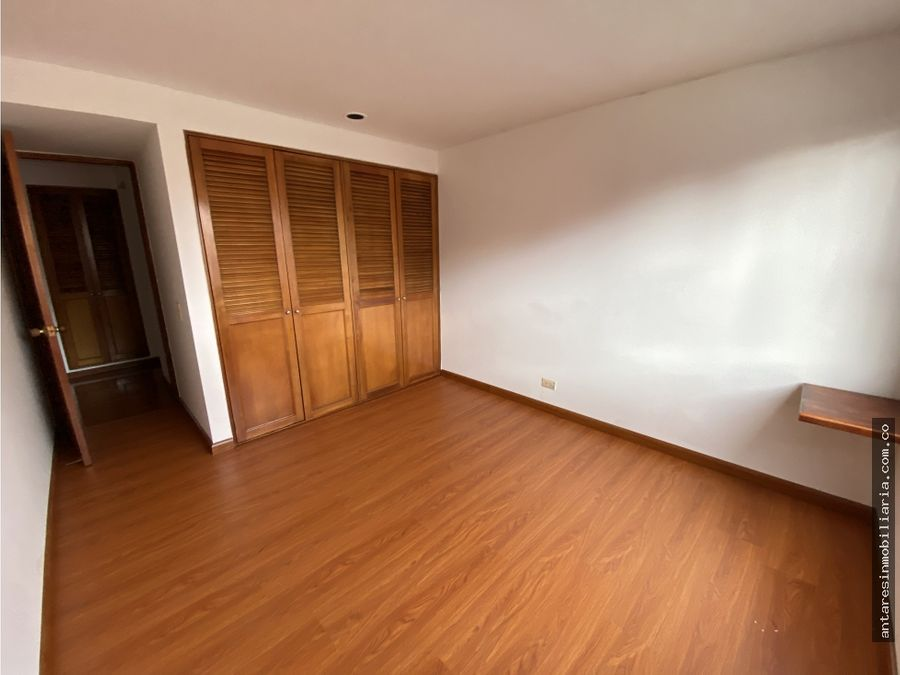 apartamento en venta en rincon del chico