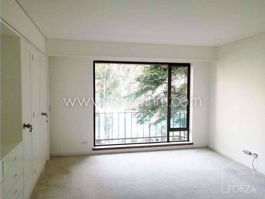 apartamento venta chico
