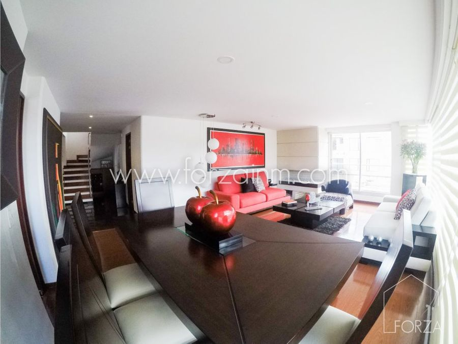 apartamento duplex venta chico
