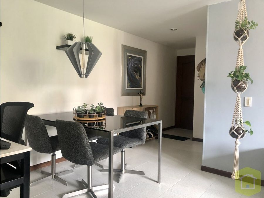 apartamento en venta loma san julian medellin
