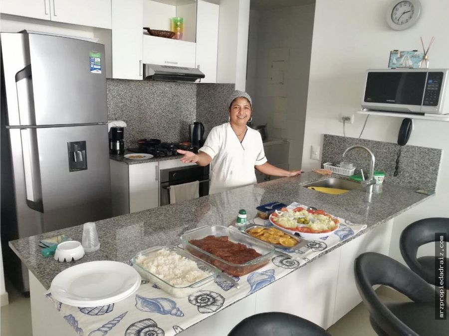 apartamento en venta sector morros cartagena