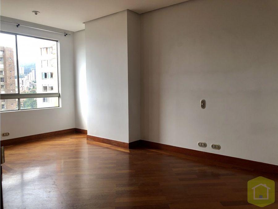 apartamento en venta las santas medellin