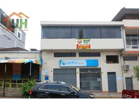00363 alquiler local comercial pucallpa 165 m2