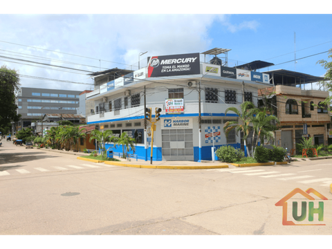 00384 alquiler local comercial pucallpa material noble 300 m2