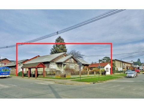 venta propiedad comercial habitacional pto varas