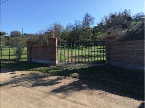 venta gran terreno de 8540 m2 urbanizado a 20 minutos de vina