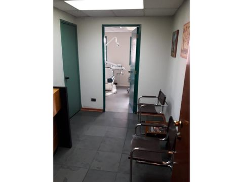 arriendo oficina en edificio dental av las condes estoril